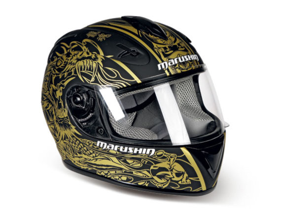 TNT888NX Shivan Dragon flatblack/gold