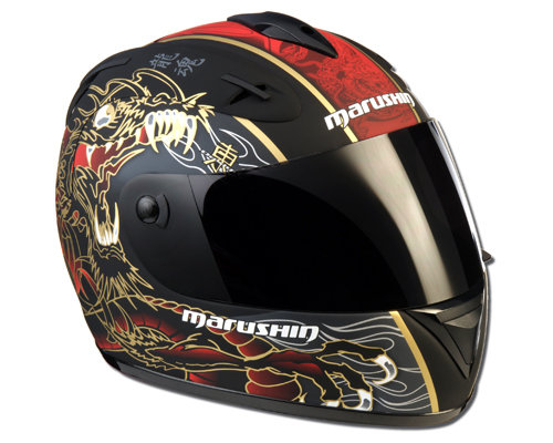 TNT888NX Shivan Dragon flatblack/red